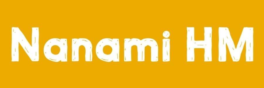 Nanami HM Font